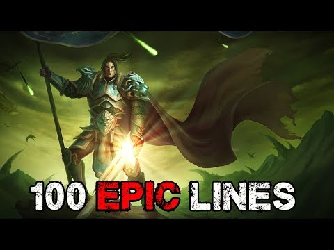100 Epic Lines In World of Warcraft Part 3
