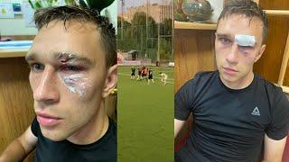 Роман Широков избил судью в матче любительских команд