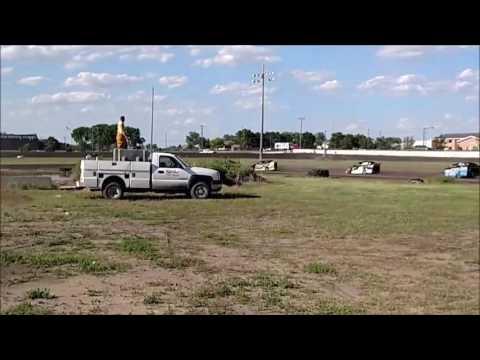 heat1 Redwood Falls Speedway 6/5/16