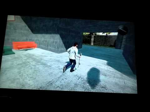Old Vail Middle School (OVMS) EA Skate 3 remake