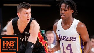 Los Angeles Lakers vs Miami Heat Full Game Highlights | July 1 | 2019 NBA Summer League