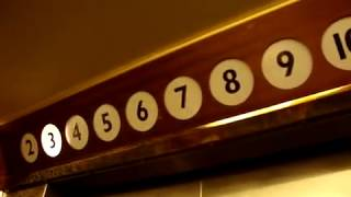 Amazing Dan-Elevator Traction Elevators/Lifts (forelifts) Cruiseferry M/S Viking Cinderella