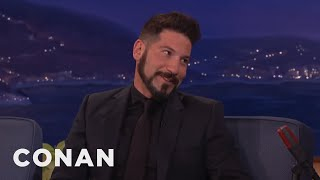 "Punisher Fans To Jon Bernthal: ""Do Not Mess This Up!""  - CONAN on TBS"