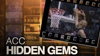 Shane Battier's Unbelievable Chase Down Block Against UNC | ACC Hidden Gems