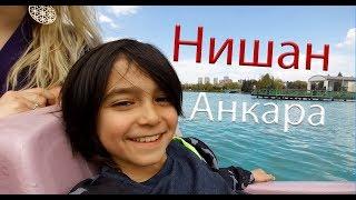Скоростной поезд Стамбул-Анкара. Нишан, водный велосипед, мальчик по имени Ветер