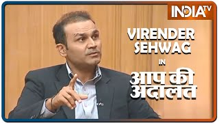 Remembering Mahi: Virender Sehwag Speaks On His Alleged Rift With MS Dhoni