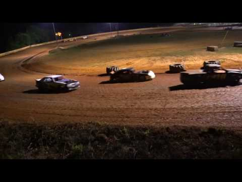 Jay n Alan's feature race 6.11.16 Moulton Speedway