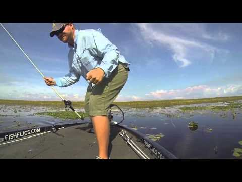 Shaye Baker's monster day on Okeechobee
