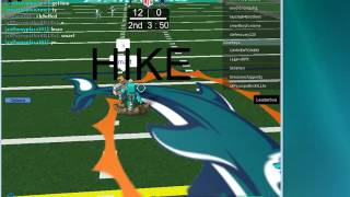Roblox football Legends- That int Though Part 1