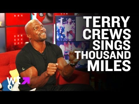Terry Crews Sings Thousand Miles From White Chicks Scene | LIVE