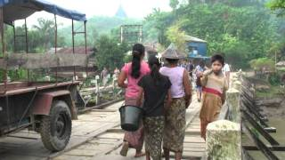 02 Myanmar 2011 City and Village Live in Sittwe and Mrauk U