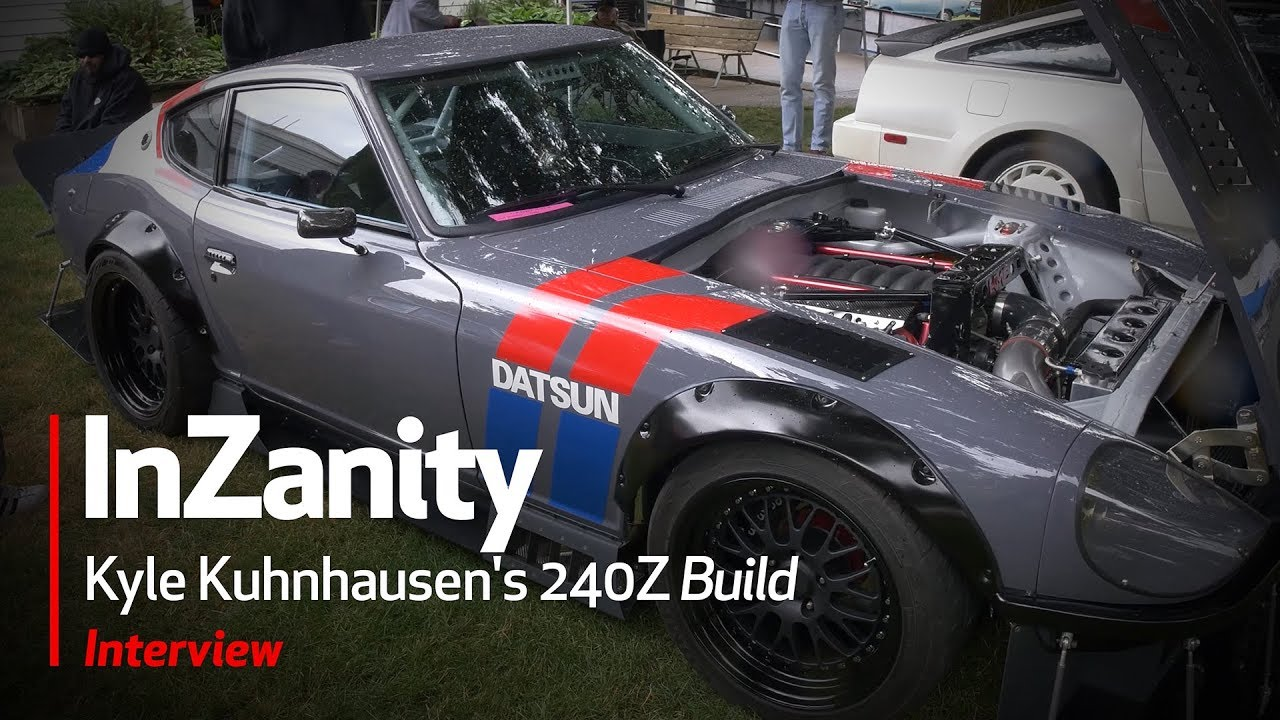 Project InZanity: The Ultimate LS-Swapped Datsun 240Z Bound For SEMA