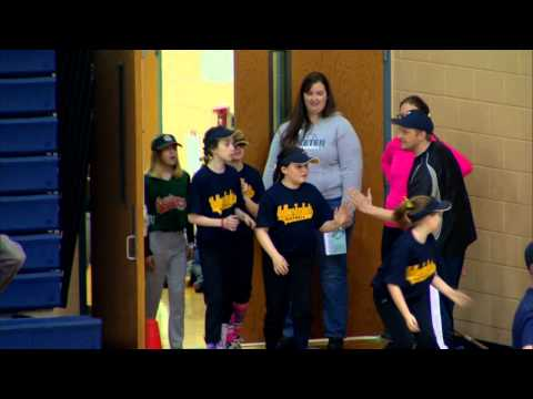 EJBSL Exeter Baseball -Softball Opening Day Ceremony 2015