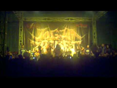 Perjamuan Terakhir - Altar Kematian - Jogja Brebeg