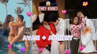 All Avani And Luvanthony Tik Tok ❤️🧸