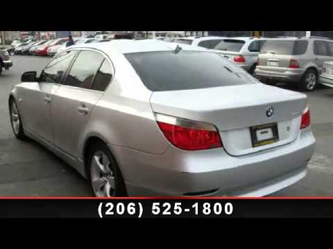 2005 bmw 5 series first national fleet and lease seat youtube. Black Bedroom Furniture Sets. Home Design Ideas