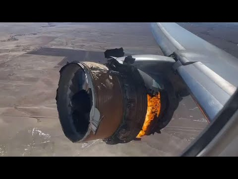 Expert: Uncontained 777 engine failure was severe