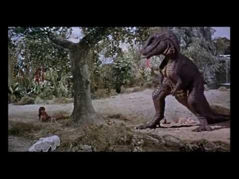 Ray Harryhausen  One million years B.C