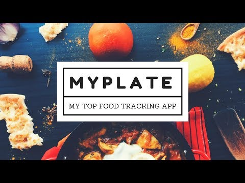 MyPlate App Review | Track Your Food Like A Pro