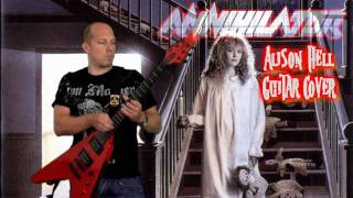 Annihilator - Alison Hell - Guitar Cover