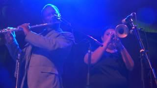 Soulive w/Karl Denson & Jen Hartswick: Nubian Lady [HD] 2012-03-02 - BOWLIVE III; Brooklyn, NY