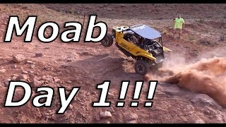 SXSBlog rides Moab! Poison Spider Mesa and Kane Creek!