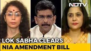News Flash | NIA Bill Passed In Lok Sabha: War On Terror Or Sweeping Powers?