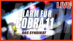 Den Verbrechern auf der Spur | Alarm für Cobra 11 Das Syndikat 🔴 LIVE