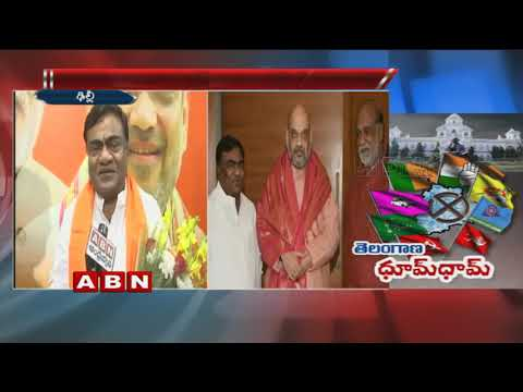 Face To Face With Babu Mohan After Joining BJP Party In Delhi | ABN Telugu