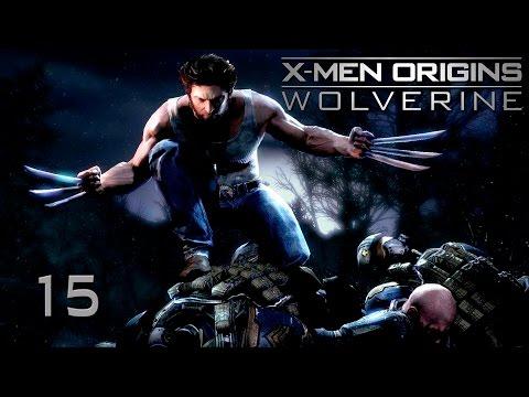 X-Men Origins Wolverine Прохождение Серия 5 (Побег из комплекса)