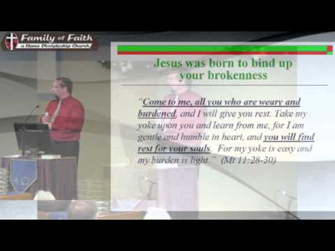 12-18-11 - Rejoice, O Israel! Your Redeemer Comes! - Jesse Powell