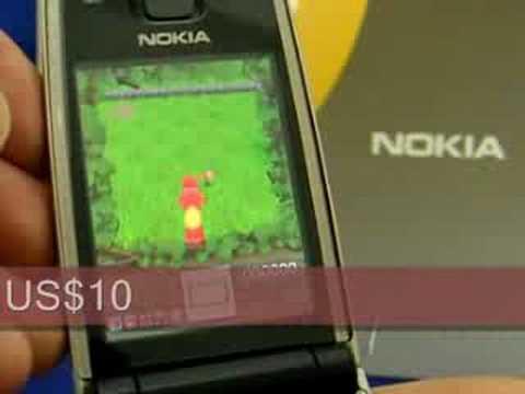 Nokia 6600 fold Quadband 3G Unlocked Phone