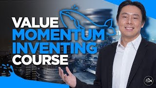Value Momentum Investing™ Course by Adam Khoo