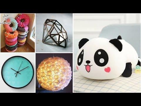 DIY ROOM DECOR 2018! 15 Diy Room Decorating Ideas for Teenagers (DIY Wall Decor, Pillows,etc)