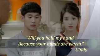 Video Cindy(IU)-Baek Seung Chan(KimSooHyun):Holding Hands Scene download MP3, 3GP, MP4, WEBM, AVI, FLV April 2018