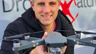 DJI Mavic Pro Review - Dronewatch