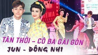 Mashup Tân Thời - Cô Ba Sài Gòn cực dễ thương (Ost Nhạc Phim Cô Ba Sài Gòn)   Jun 365 ft Đông Nhi thumbnail