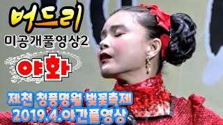 ?버드리?2019미공개풀공연영상2~제천청풍명월벚꽃축제야…