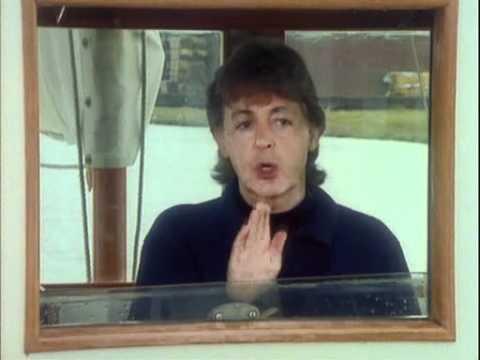 Paul McCartney explains Rubber Soul album cover
