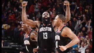 James Harden Cooked Up A 50-Piece Against Lakers, Drains Clutch Three Over Bron