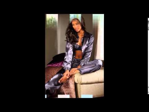 Выкройка женской пижамы - YouTube