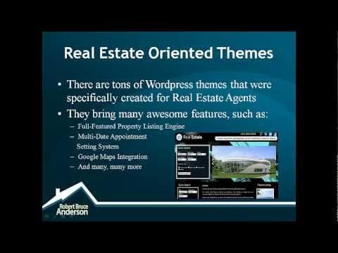 Your real estate website design