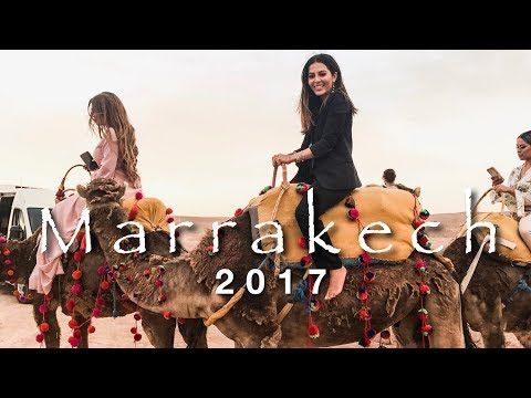 Exploring Marrakech Morocco | Travel Vlog 2017
