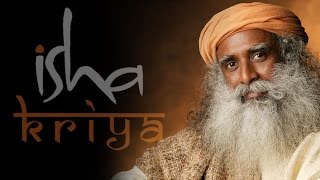 Isha Kriya – Free Online Guided Meditation