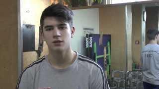 Gewichtheber Alexander - Erfolge und Probleme