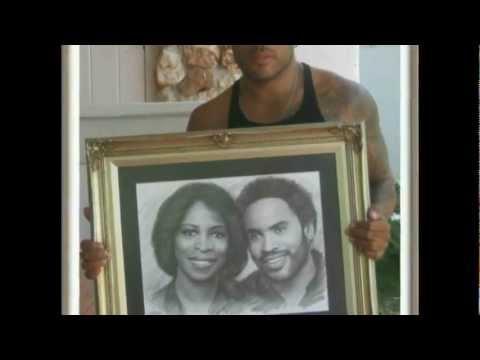 Lenny Kravitz Birthday Gift 2012