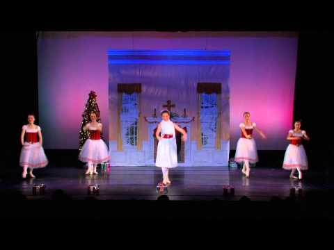 Steps of Faith 2011 Nativity Ballet -  Simple Gifts