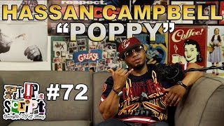 """F.D.S #72 - HASSAN """"POPPY"""" CAMPBELL - TALKS ABOUT ISSUES WITH SANETTA"""