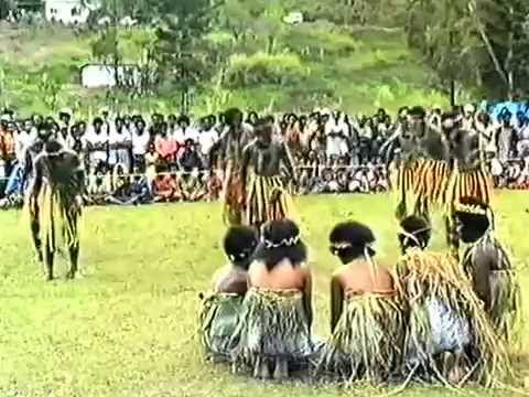 Goroka Technical College sing sing 1985