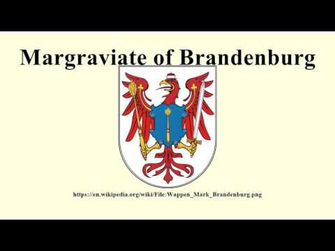 Margraviate of Brandenburg